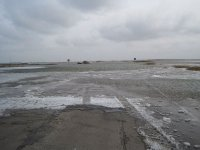 Азовское море затопило автодорогу Геническ-Стрелковое на Херсонщине!!