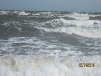Шторм на море!!!