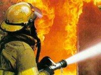 В Генгорке во время пожара погибла женщина