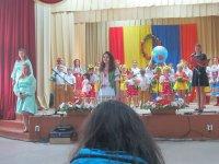 В с.Счастливцево прошел концерт, посвященный дню 9 мая День победы(видео)