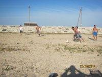 Сегодня в с. Счастливцево состоялся футбол(Фото и видео)