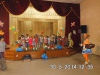 """Сегодня состоялся  праздничный концерт под названием """"Пусть всегда смеются дети"""""""
