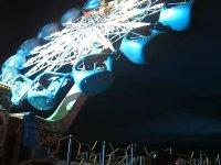 Лунапарк на Арабатской стрелке в с.Счастливцево(фото и видео)