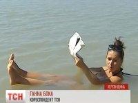ТСН о курортном сезоне на Арабатской стрелке (видео)