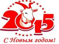"""Арабат - инфо поздравляет всех с """"Новым 2015 Годом""""!!!"""