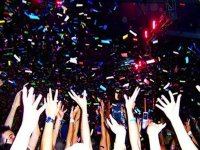 Счастливцевкий Дом культуры 14.01.2015 приглашает  на молодежную вечеринку!