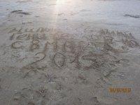 Шум Азовского моря на Арабатской стрелке в марте!!! ( видео)