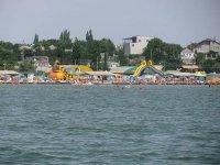 Отдых на Азовском море в городе Геническ(фото)