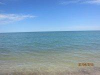 Шум Азовского моря на Арабатской стрелке в Апреле!!!(видео)