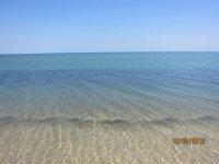 Шум Азовского моря на Арабатской стрелке в мае (видео)