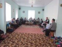 В с. Счастливцево в местной мечети почтили память о депортации Крымских татар!!