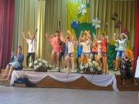 В с. Счастливцево отметили день защиты детей (видео)