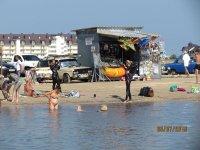 05.07.2015 Соленое Озеро на Арабатской стрелке (фото и видео)