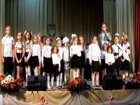 В с. Счастливцево состоялся концерт посвященный Дню Збройних Сил України(видео)