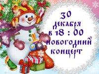 30 декабря в 18-00 в с. Счастливцево состоится Новогодняя елка!!!