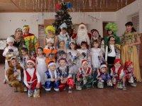 28-29 декабря в Счастливцевской средней школе состоялась Новогодняя елка!!(фото)
