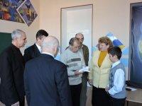 Гості з КБ «Південне» відвідали Стрілківську школу(фото)