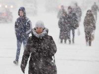 С 17-19 января в Геническом  районе ожидается ухудшение погодных условий!!!