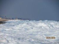 Фото дня!!! Азовское море на Арабатской стрелке в январе!!!(фото)