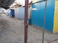 В с. Стрелковом рынок закрыли на реконструкцию(фото)