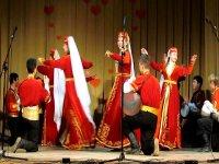 В с. Счастливцево прошел концерт посвященный Дню Святого Валентина (видео)