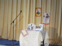 В с. Счастливцево  в доме культуры прошел вечер памяти Тараса Шевченко!(видео)