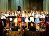 В с.Счастливцево прошел концерт посвященный 8 марта (видео)