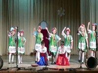 В с. Счастливцео прошел благотворительный концерт в поддержку Тимурчика(видео)