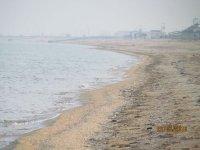 Шум Азовского моря на Арабатской стрелке в марте(фото и видео)