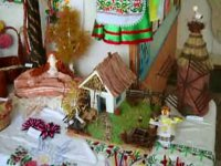 У селі Щасливцево було проведено звітний концерт «З Україною в серці»(видео)