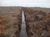В с. Счастливцево на кладбище планирую провести водопровод !!!!