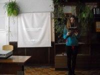 В с. Щасливцеве для учнів показали фільм про Дебальцеве (фото)