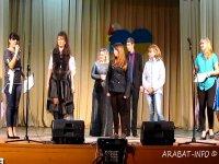 1 апреля в с. Счастливцево прошел юмористический концерт(полное видео)