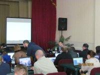 В с. Счастливцево прошел семинар по работе с  Google Maps!(видео и фото)