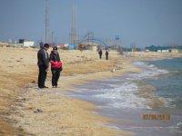 Фото дня Арабатская стрелка и Азовское море во всей красе!!!!(фото)